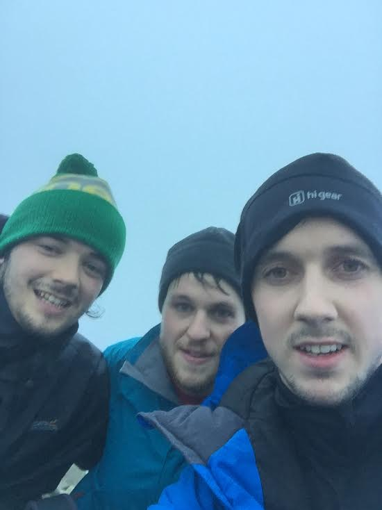 Liam Day Tribute Scafell Pike